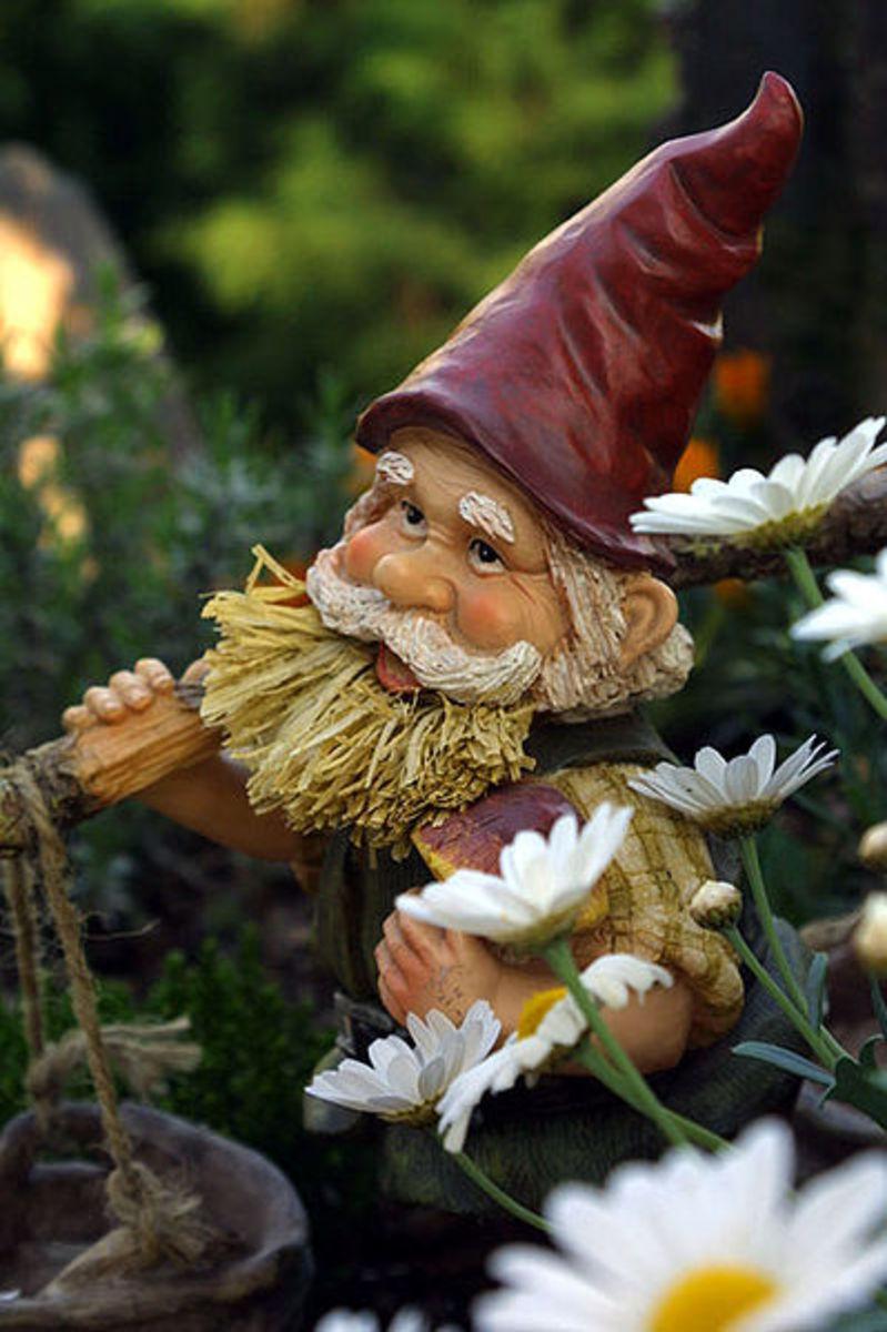 The History of the Garden Gnome   Dengarden