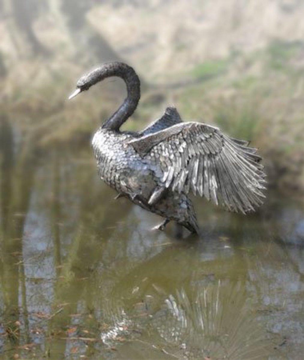 """Swan Upping"" by Miranda Michels"