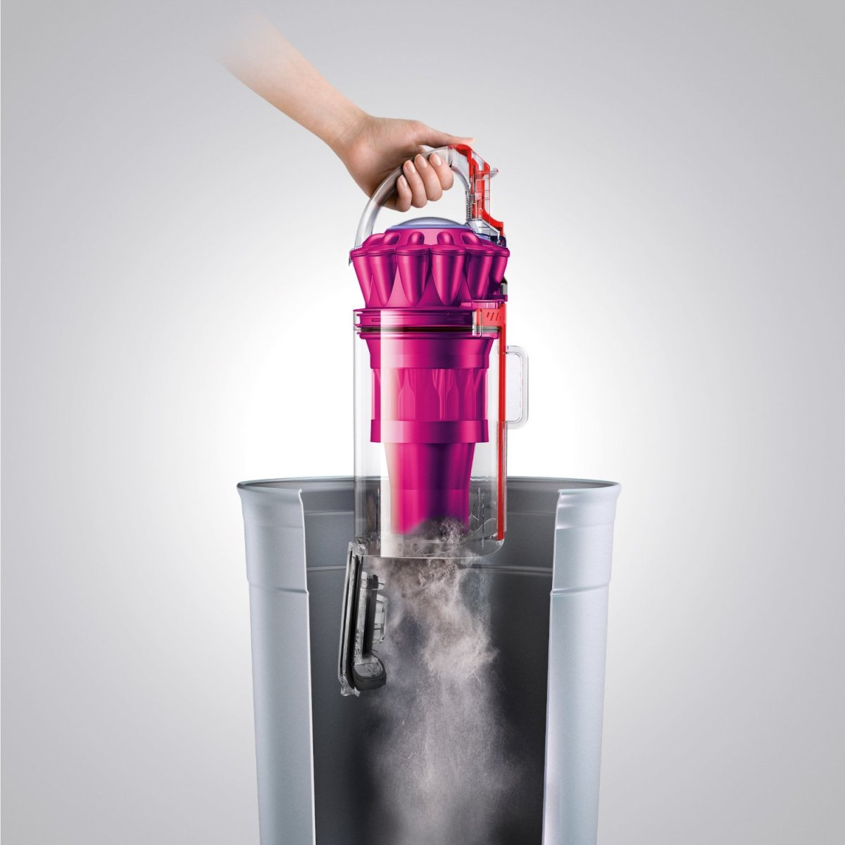 dyson dc33 how to use