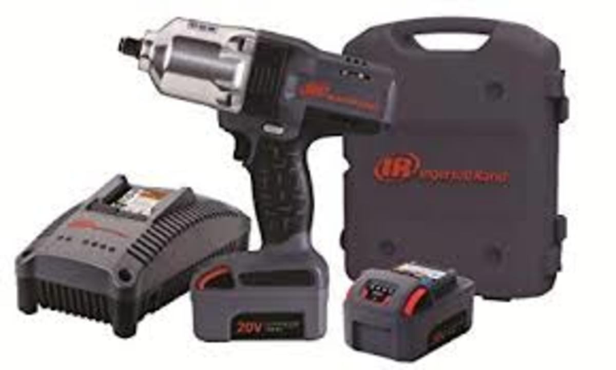 """Ingersoll Rand W7150 1/2"""" Impact Wrench"""