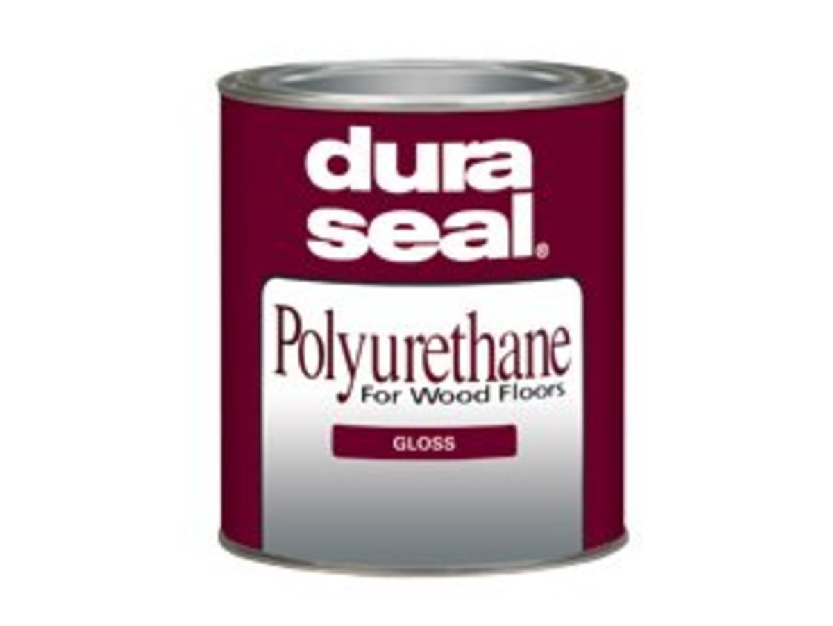 Dura Seal Clear Top Coat for Hardwood