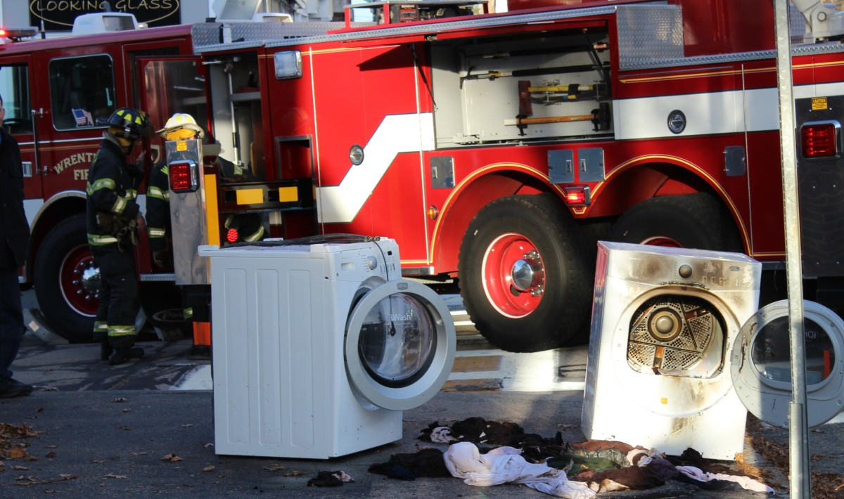 Dryer Fire Dangers
