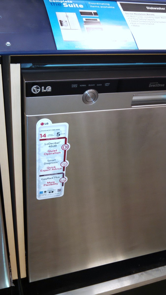 LG Dishwasher- Worst Dishwasher Ever!