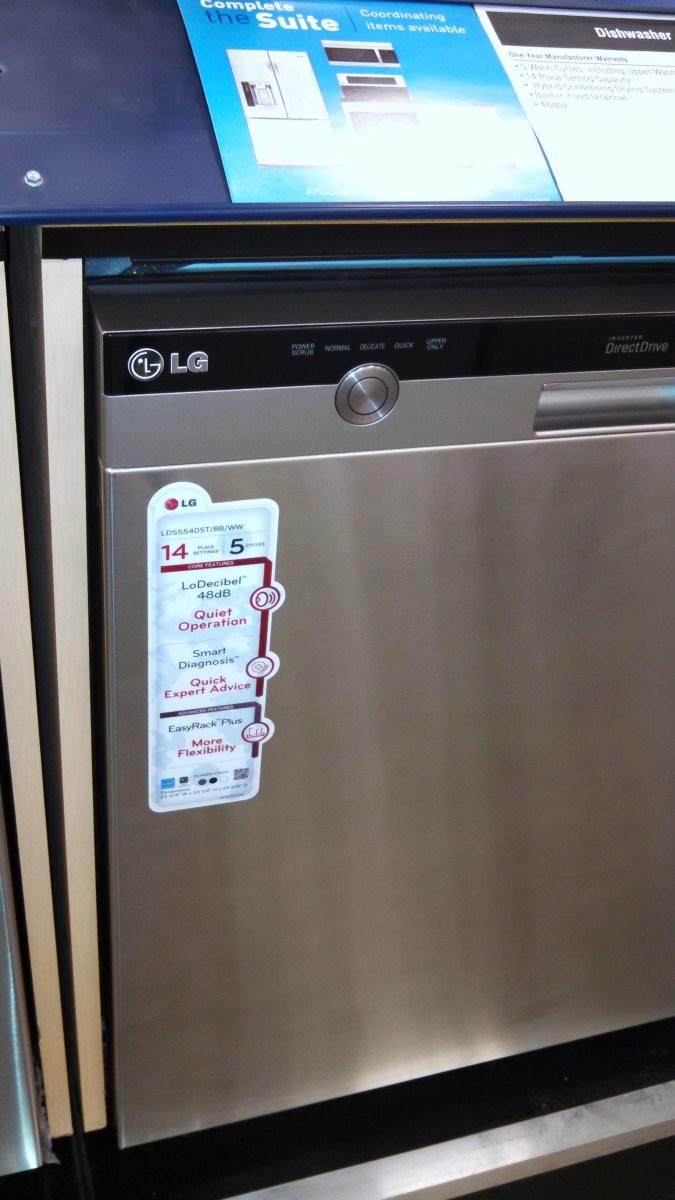 LG Dishwasher Review: I Got a Lemon!
