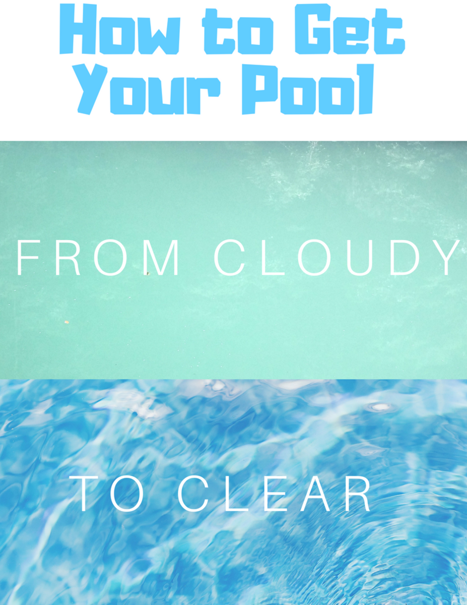 4 Ways To Clear Cloudy Swimming Pool Water Dengarden