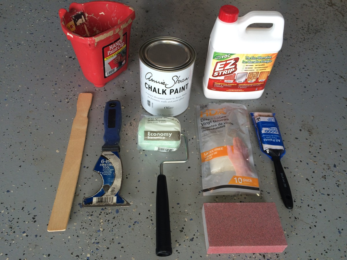 Supplies needed for this project