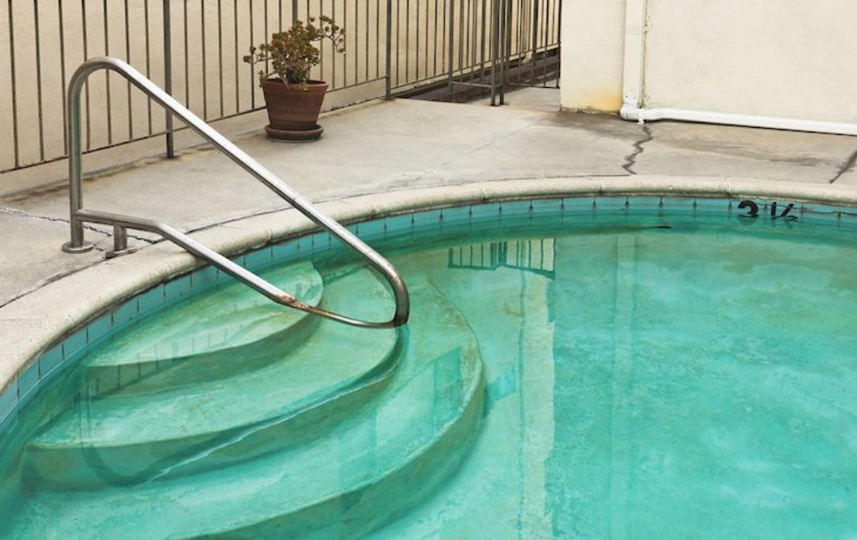 Why swimming pools turn green brown or black after - How long after you shock a pool can you swim ...