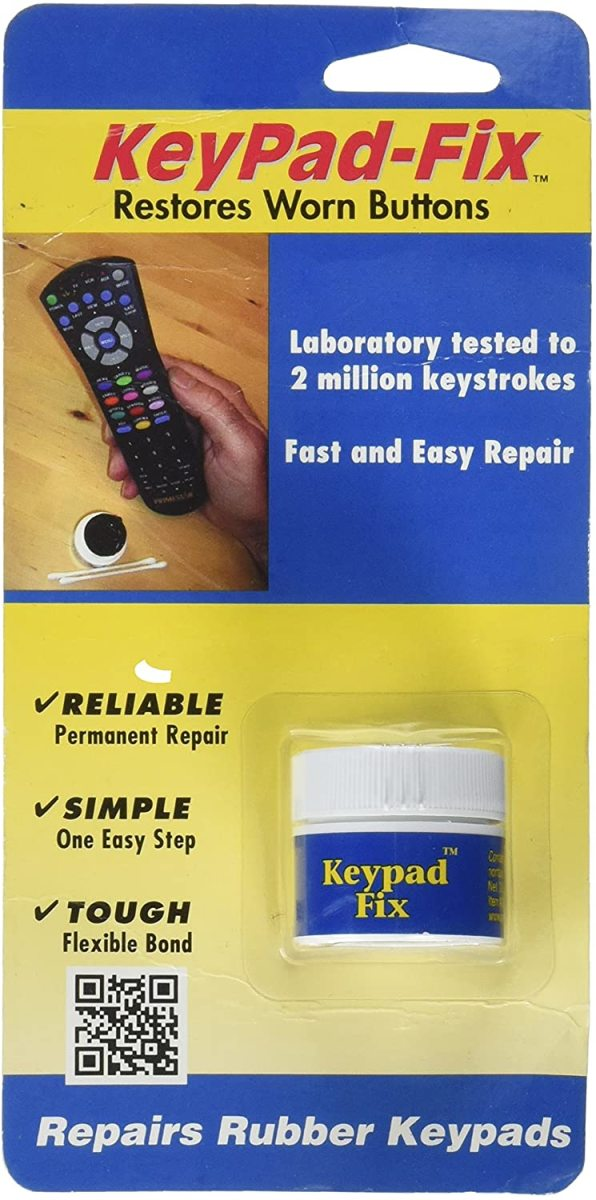 Repair kit for keypads