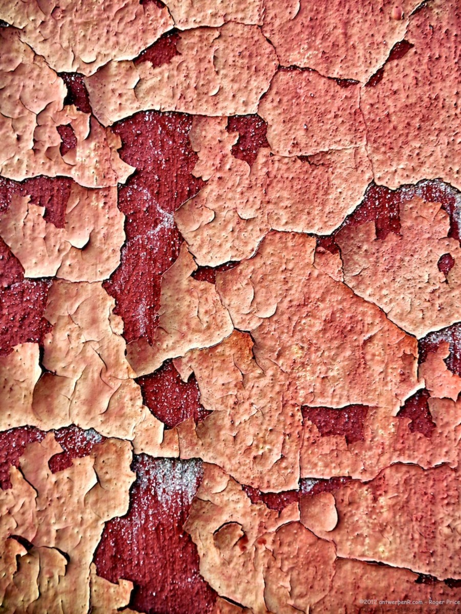 How to Prevent Paint-Peeling on Walls or Ceilings
