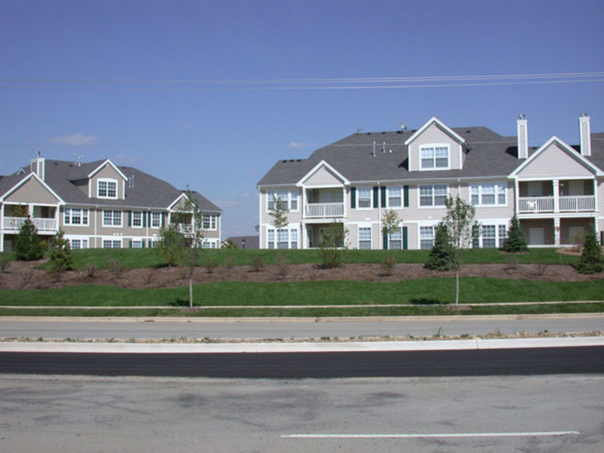 Your landlord is responsible for all maintenance and exterminator visits.