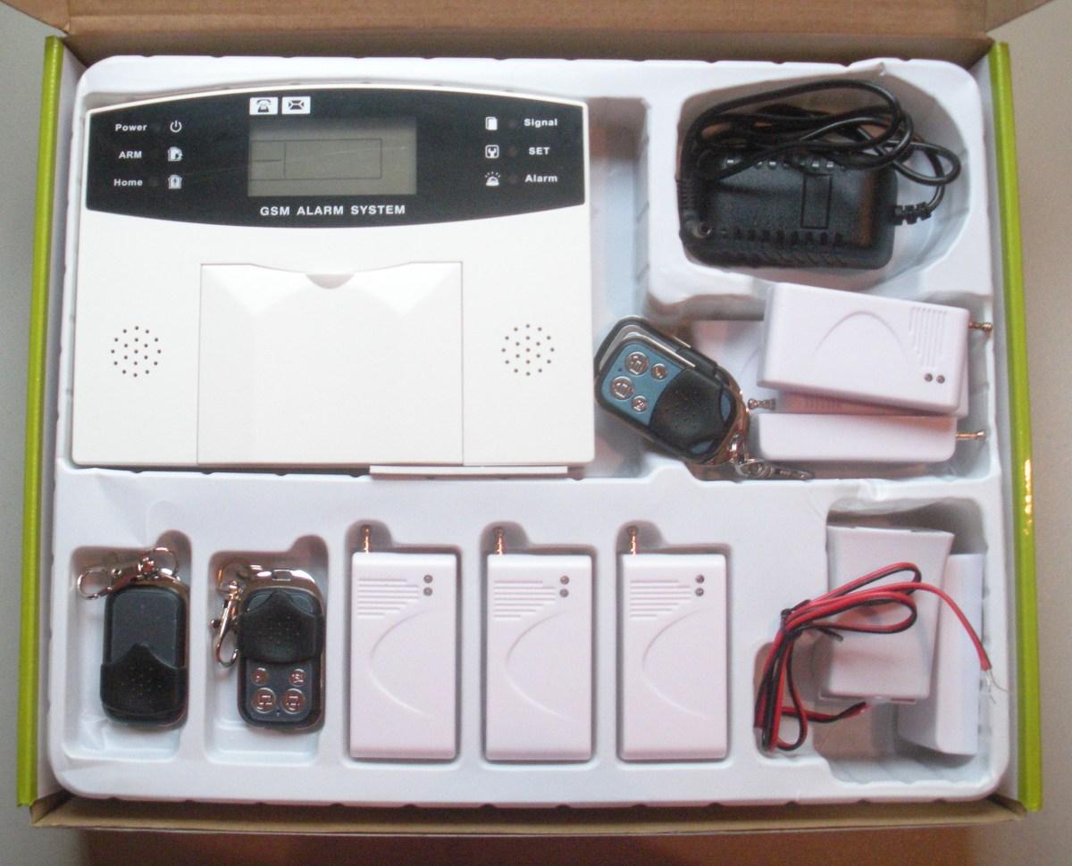 My Wireless Alarm System