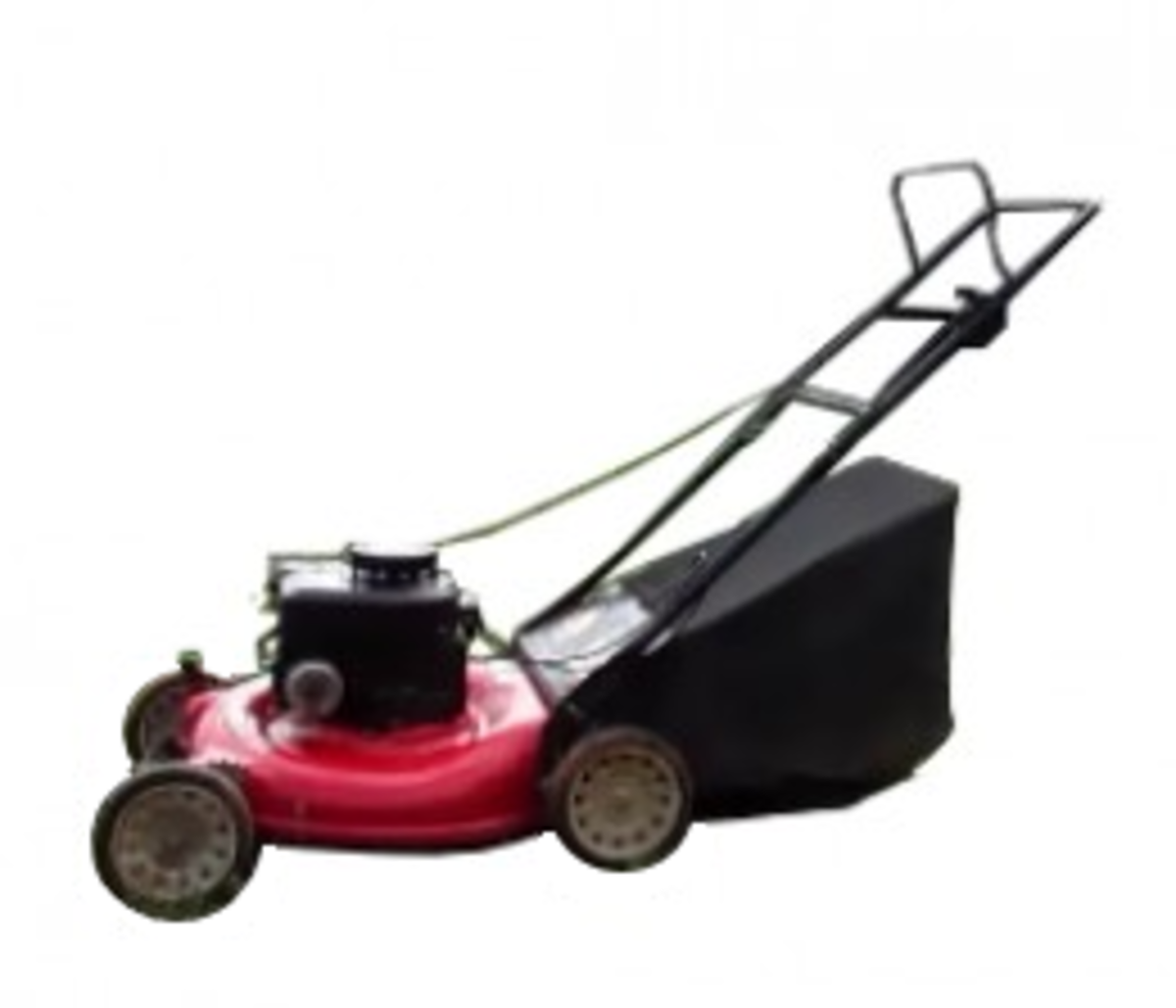 This guide will help you figure out what's wrong with your lawn mower.