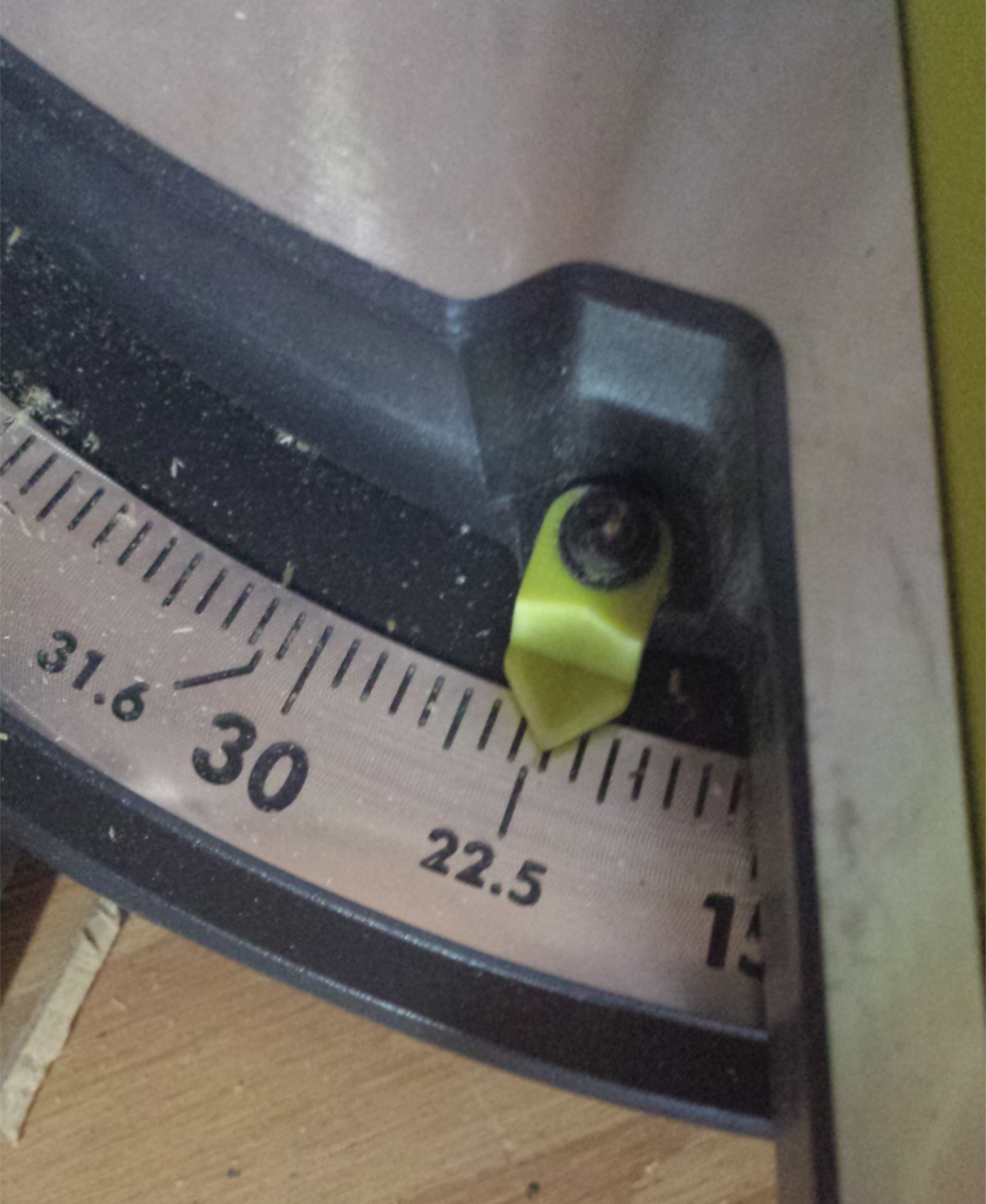 With new improved angle measurement.