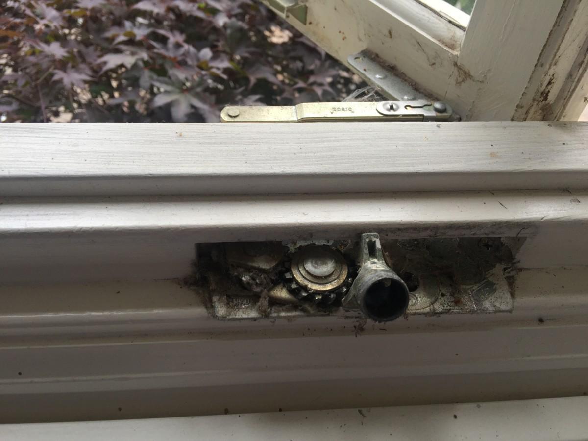 Replacing a Broken Window Crank