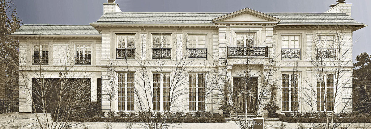 White Stone Mansion