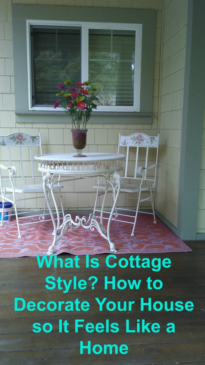 How to Get the Comfy, Eclectic Look of Cottage Style in Your Home