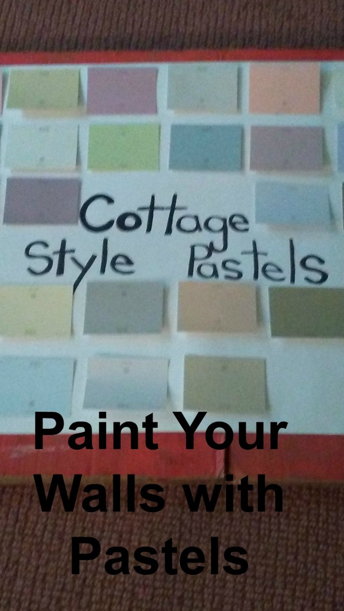 Pastels are now more sophisticated and come in a wide range of colors. They're both playful and calming.