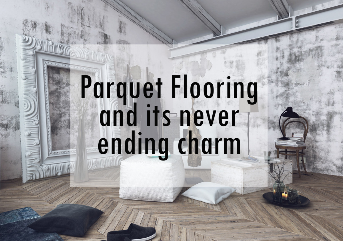 About Parquet Flooring: Types and Installation