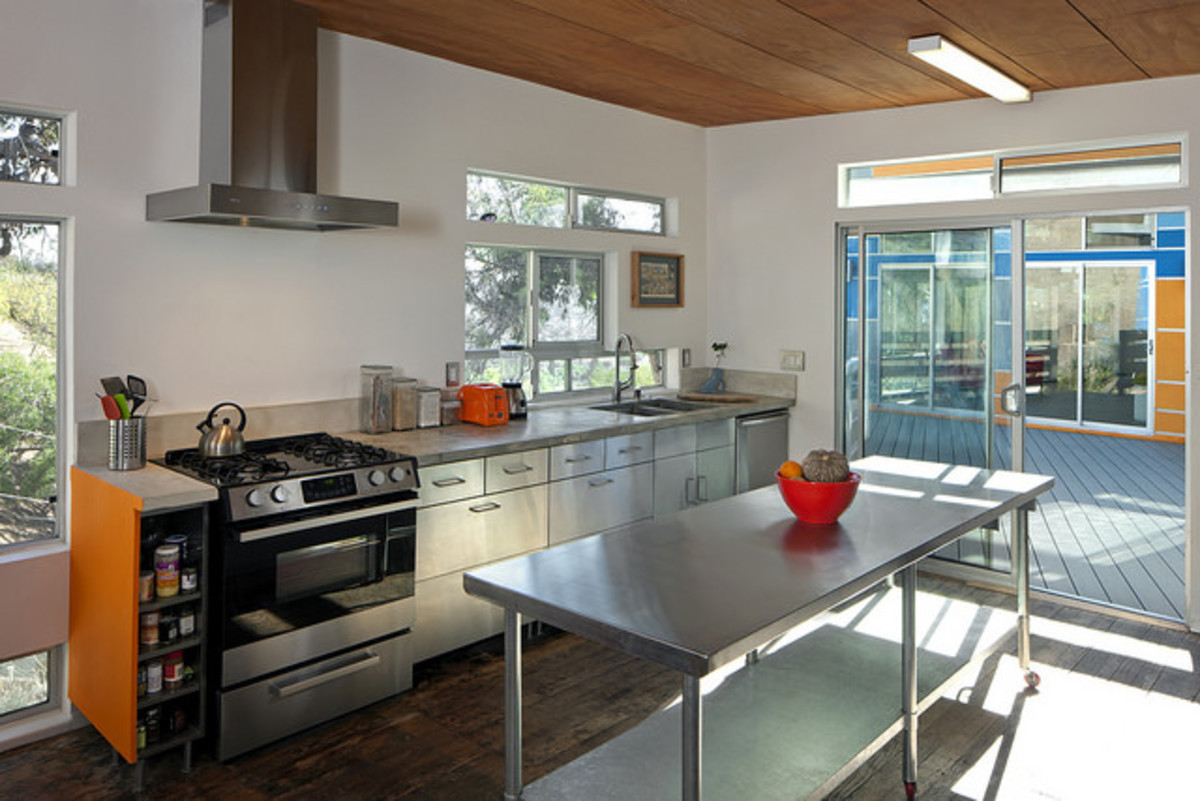 How to Make a Kitchen Easier to Clean With New Technology