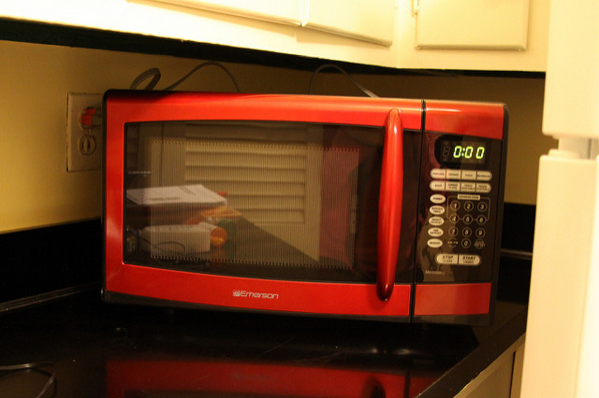 Microwaves are a popular installment in nearly every kitchen. Keeping it clean requires grease removal and odor control.