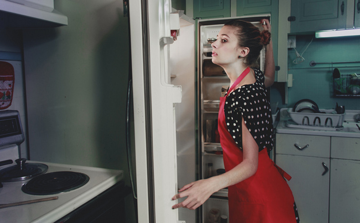 Integrating computers into refrigerator saves time, money, and prevents food waste.