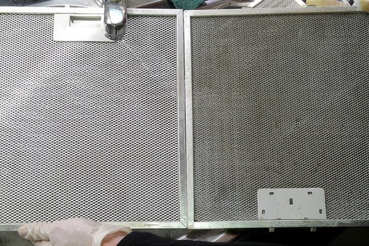 How to Clean Range Hood Filters - 5 DIY Methods