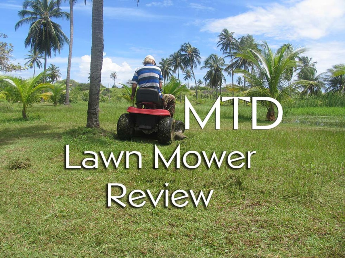 MTD Riding Lawn Mower