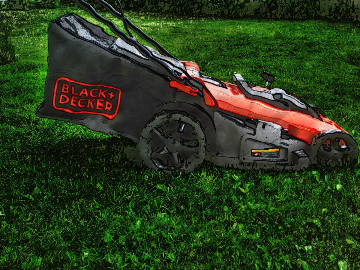 Review of the Black & Decker CM2043C Cordless Lawn Mower