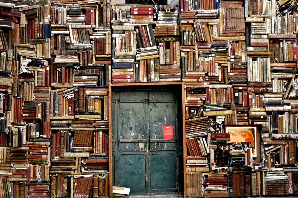 Now that's a lot of books.