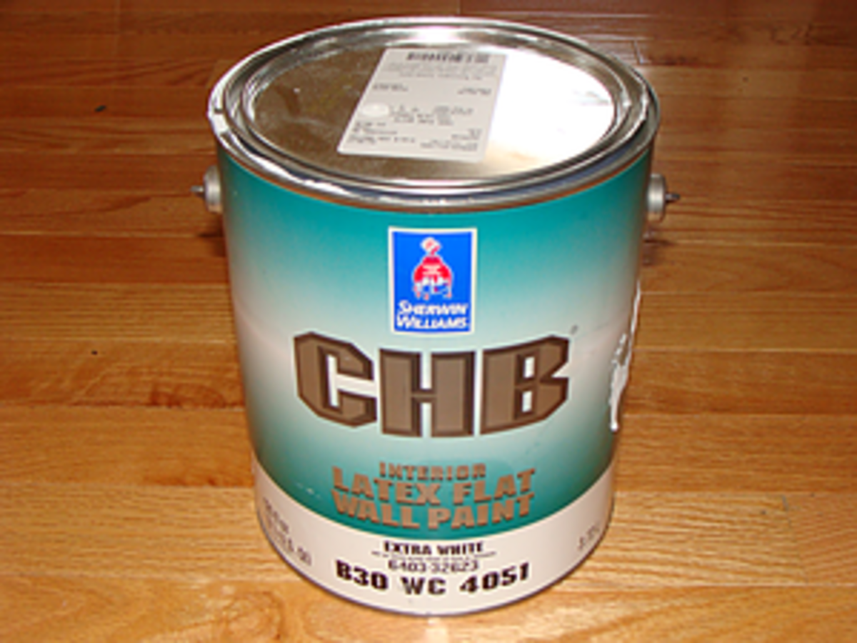 Sherwin Williams Chb Paint Review