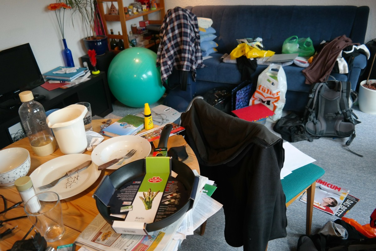 Get Your Home Into Shape With One-Day Decluttering Challenges