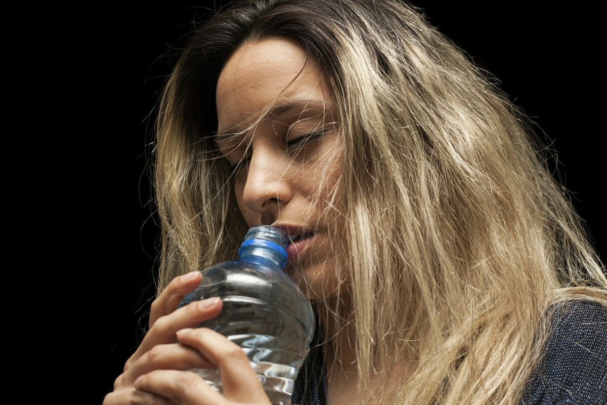 Keep a minimum of a gallon of water per person per day.