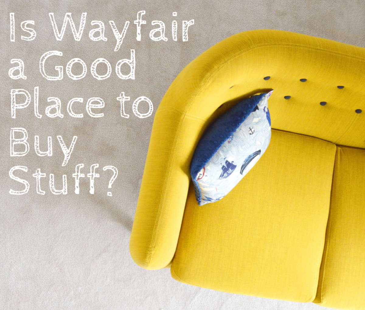 Before Ing Furniture On Wayfair