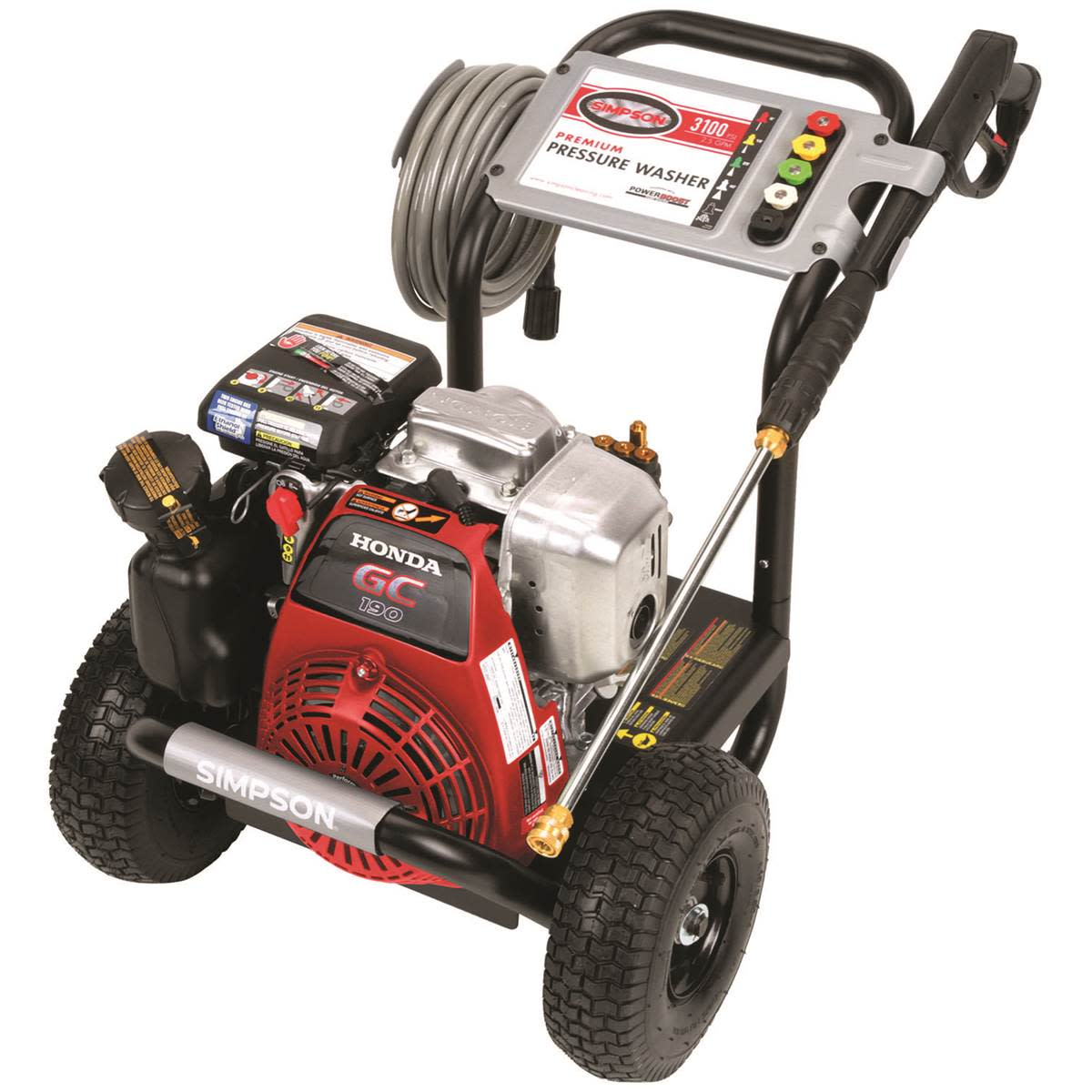 Simpson MegaShot Power Washer Review