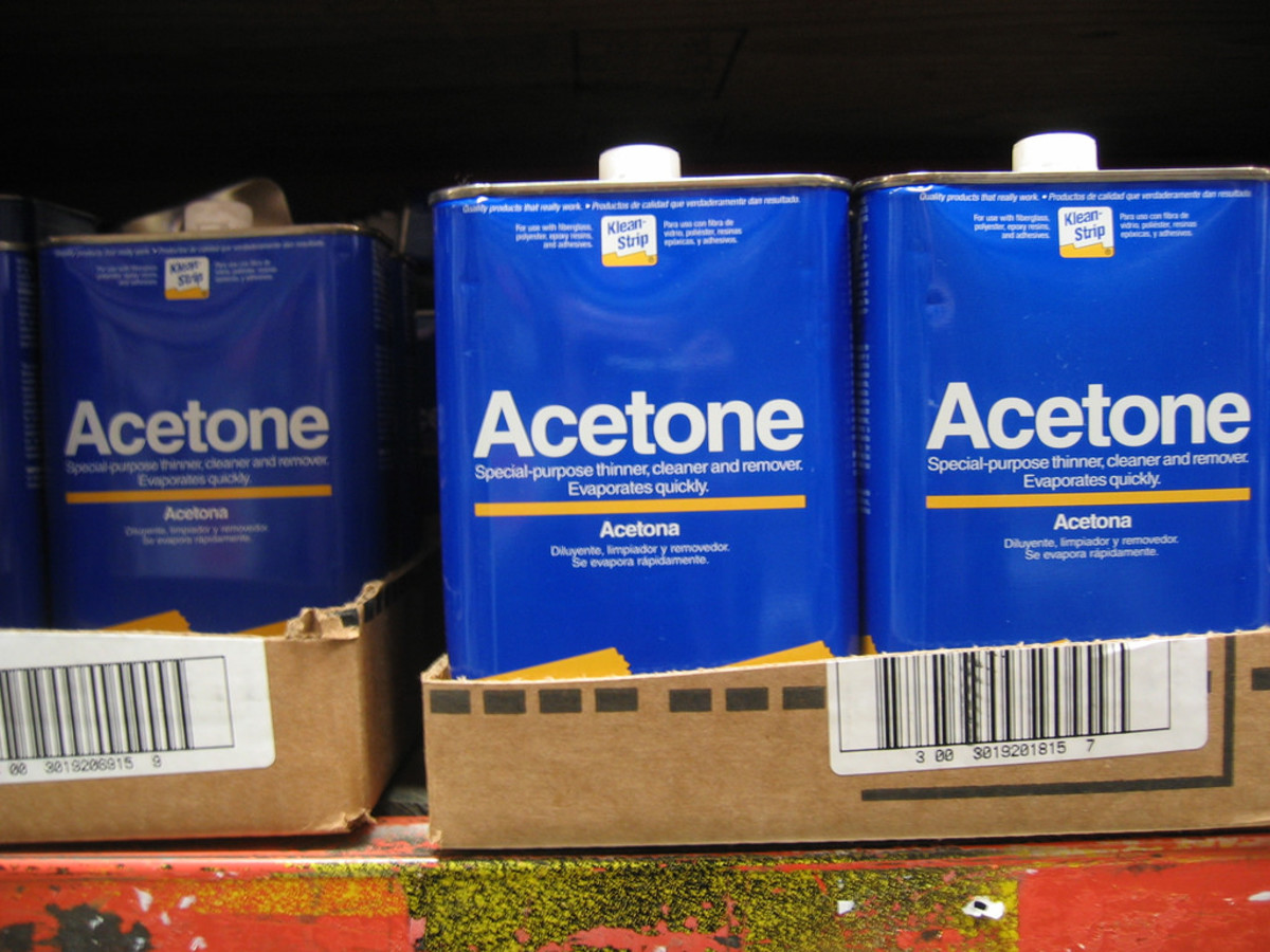 Acetone kills bed buds on contact, but is unfortunately not as effective against their eggs.