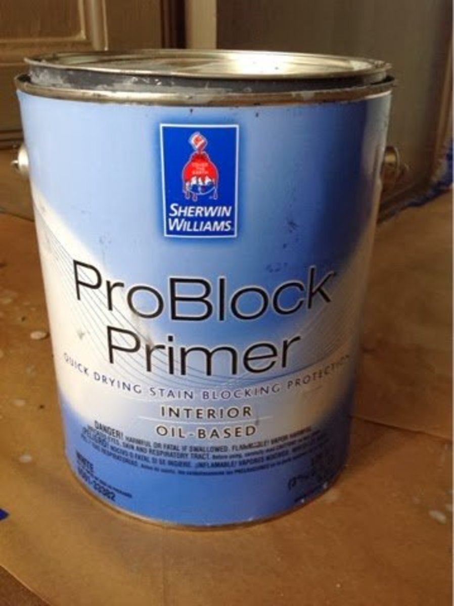 Can You Spray Water Based Paint Over Oil Based Primer
