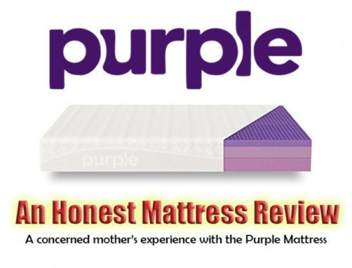 purple mattress review is the purple powder toxic dengarden