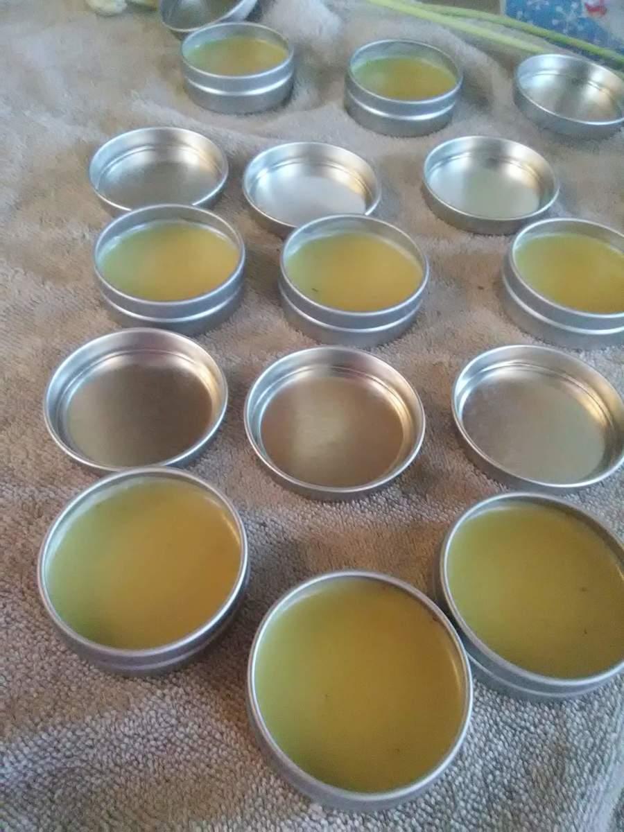 Cold & Cough Salve With Eucalyptus