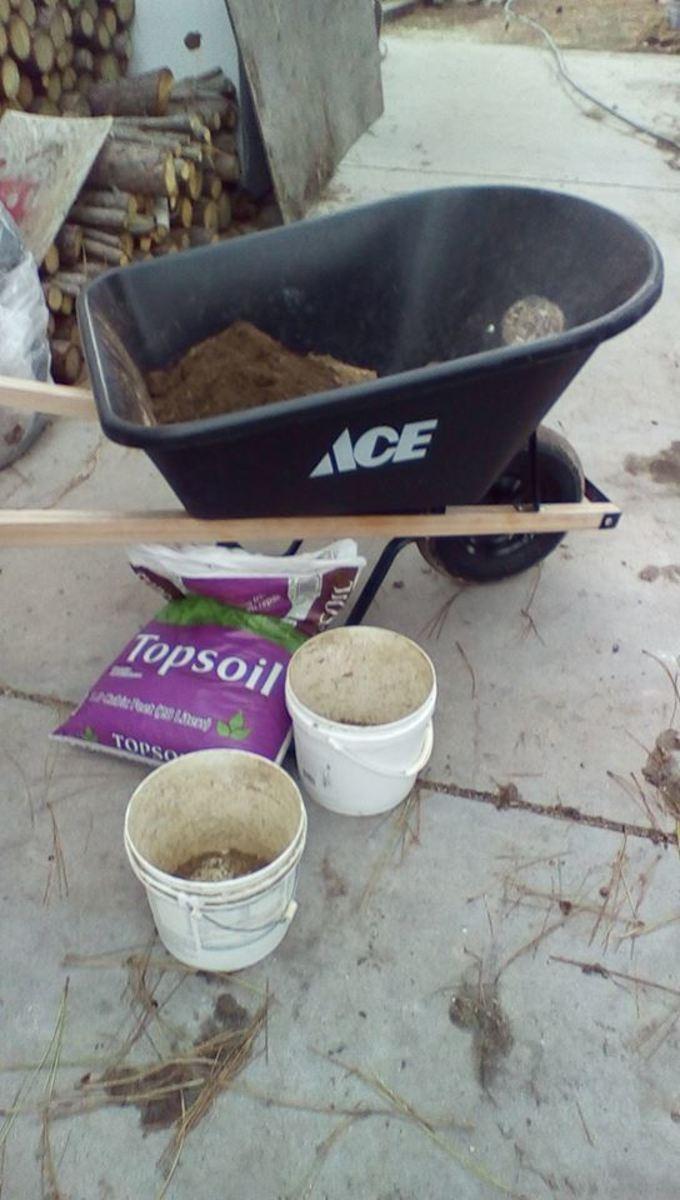 Preparing to make Subtrate