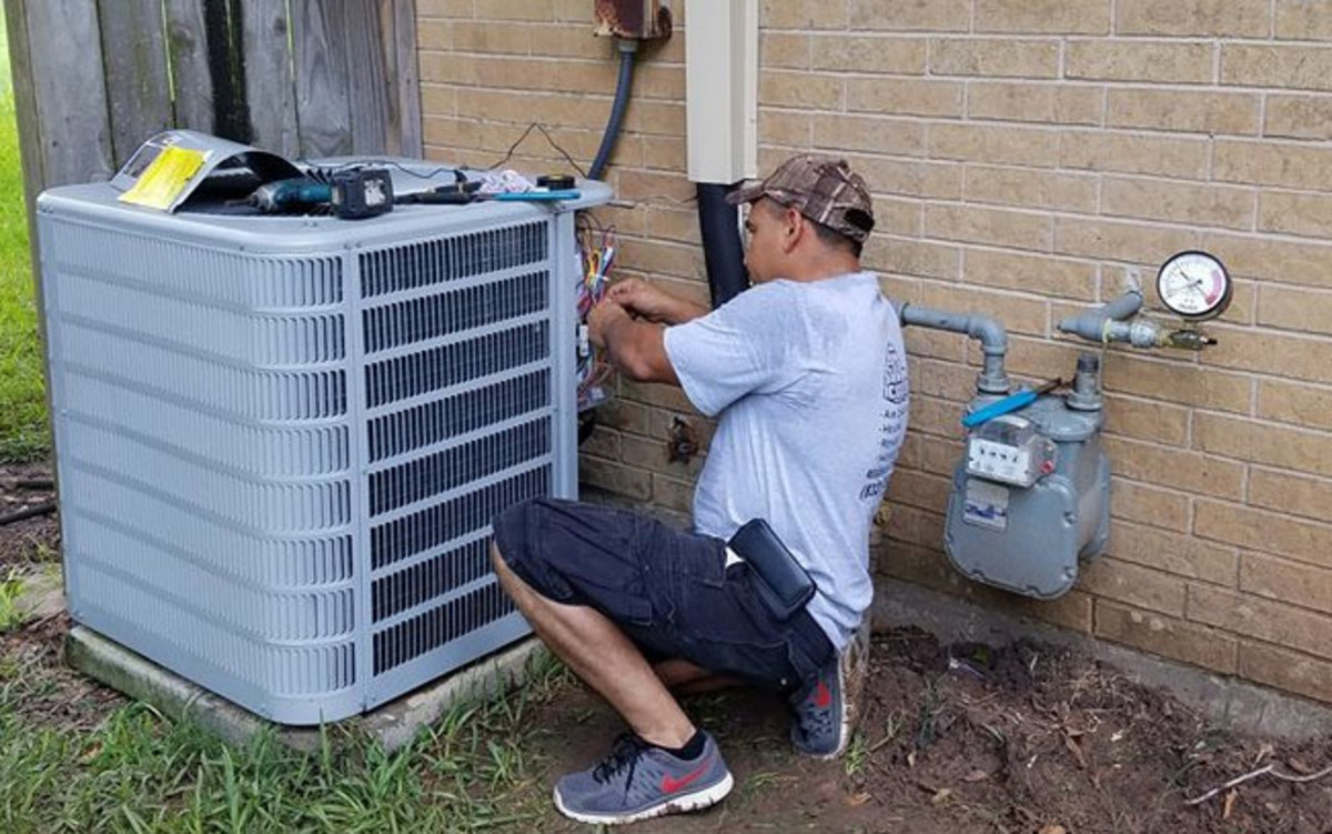 Giving an air-conditioning system an annual preventive maintenance checkup helps reduce expensive breakdowns and service calls.
