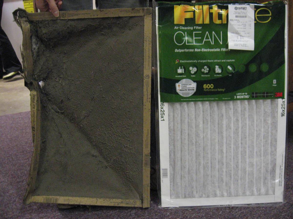 A dirty furnace filter restricts air flow, which reduces the system's energy efficiency.