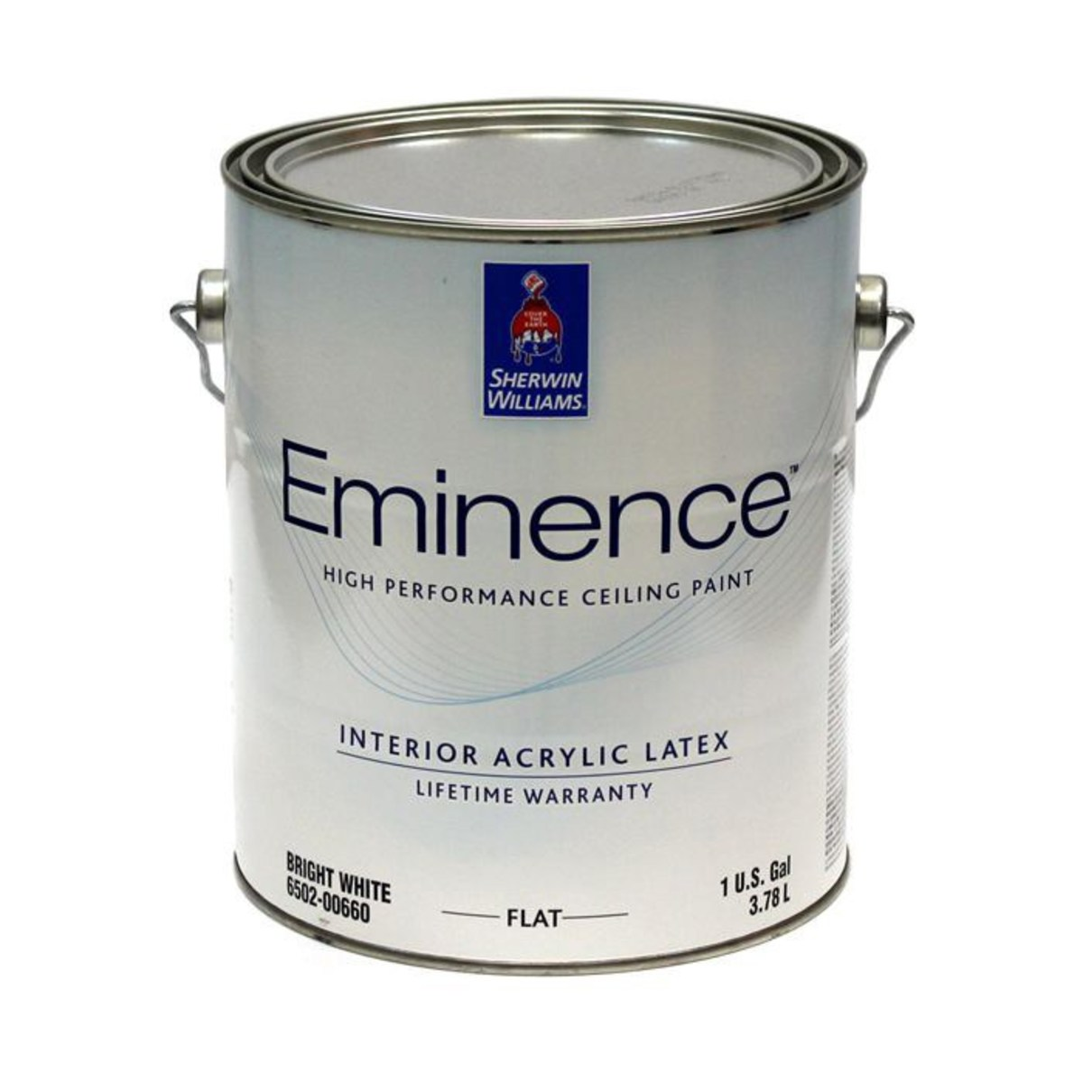 Sherwin williams eminence bright white ceiling paint www for Sherwin williams super paint cost