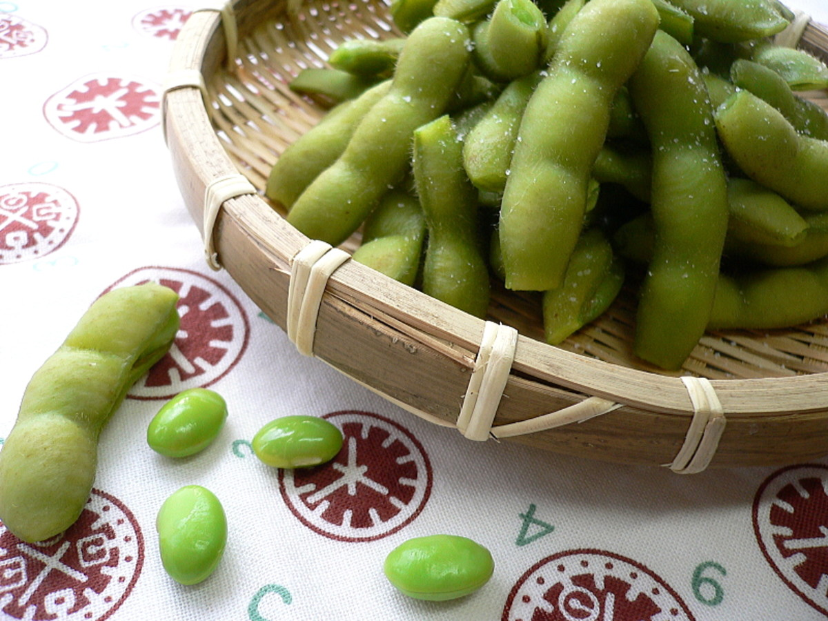 How to Grow and Prepare Edamame