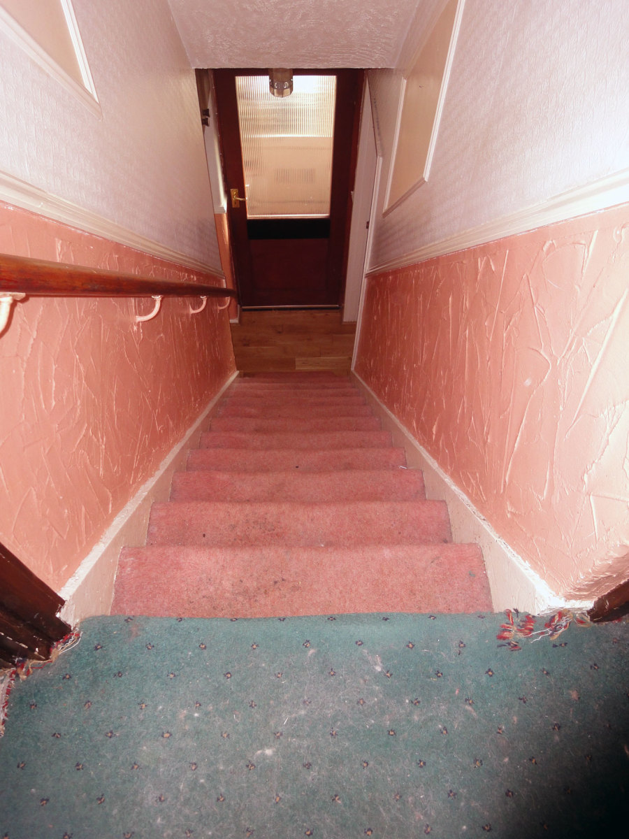 Stairs and Landing Makeover | Dengarden