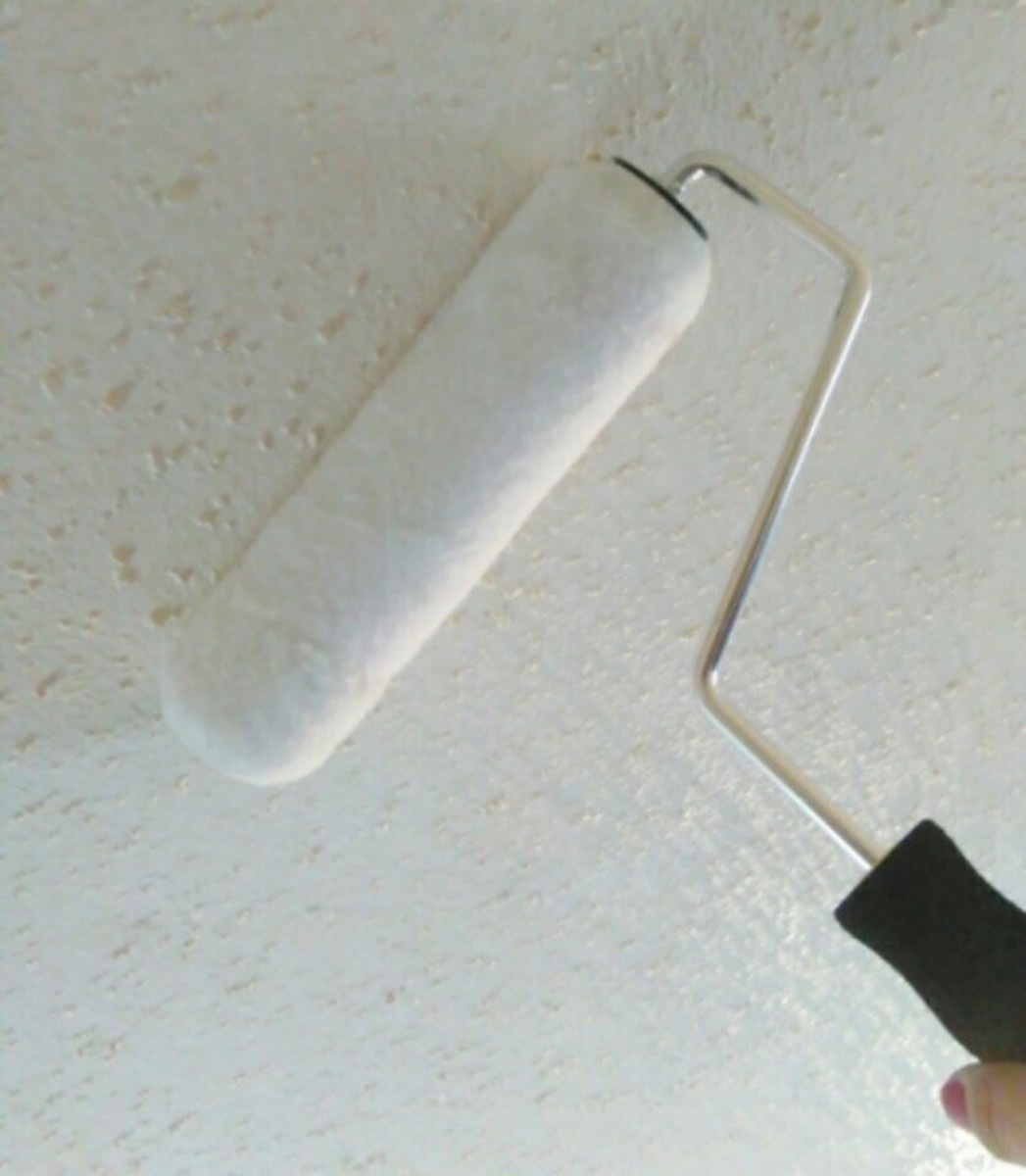 tips-for-painting-popcorn-ceiling-texture