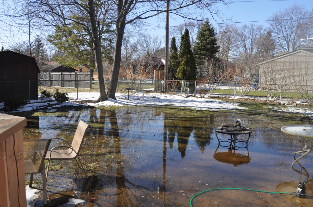 How to Prevent Your Home from Flooding: DIY