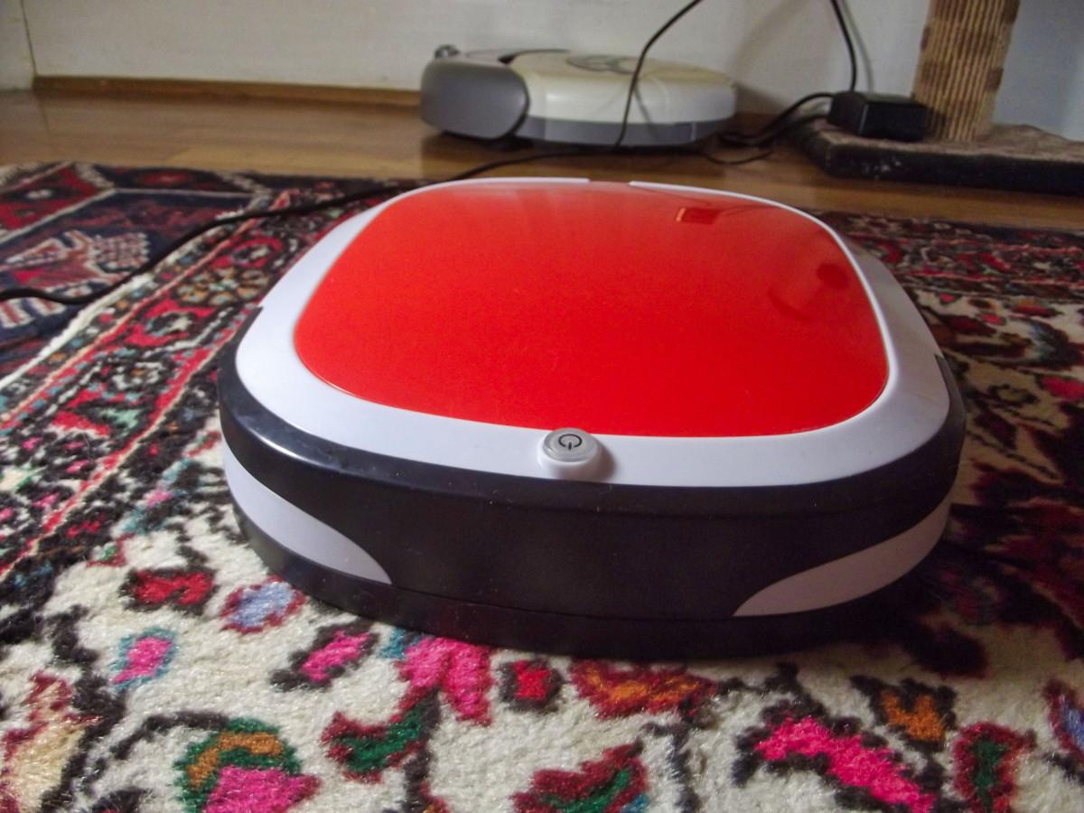 WOHOME Robotic Vacuum Cleaner