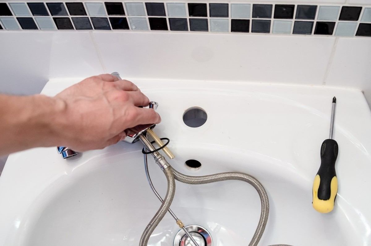 Many plumbing problems are straightforward enough to resolve without the need for a plumber, providing you have the correct equipment, and some reliable instructions or advice. You should always switch off the water main and dress appropriately.