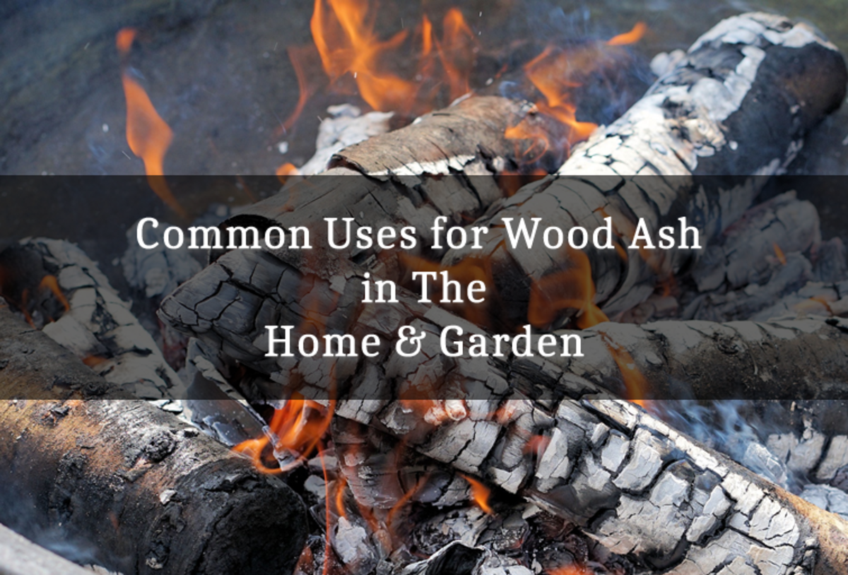 Common Uses for Wood Ash in Home & Garden
