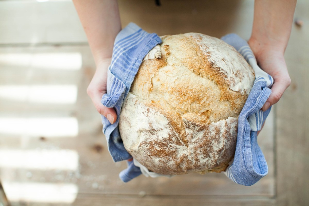 Making your own bread is just one of many great elements you can incorporate into a homesteading lifestyle.